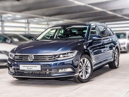 VW Passat Variant Highline TDI 4MOTION DSG
