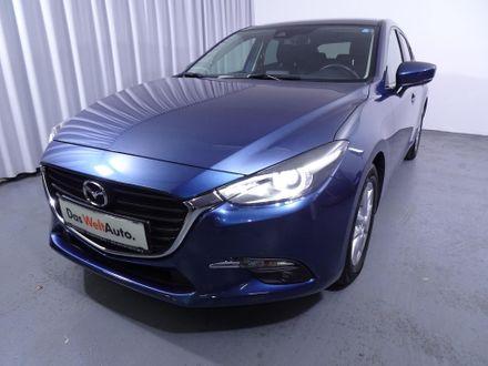 Mazda 3 Sport G120 Attraction Aut.