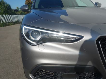 Alfa Romeo Stelvio First Edition 2,0 ATX AWD