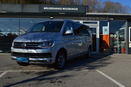 VW Caravelle Comfortline LR TDI 4MOTION