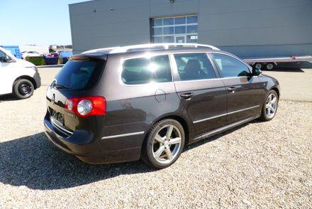 VW Passat Variant Highline TDI