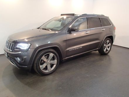 Jeep Grand Cherokee 3,0 Overland CRD