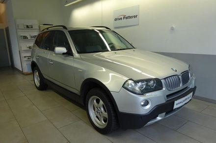 BMW X3 3,0d Österreich-Paket Aut.