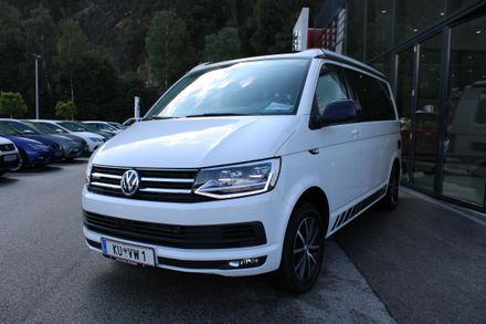 VW California Coast Edition TDI 4MOTION