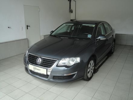VW Passat CL BlueMotion Technology TSI