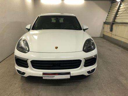 Porsche Cayenne S Diesel Platinum Edtion II FL