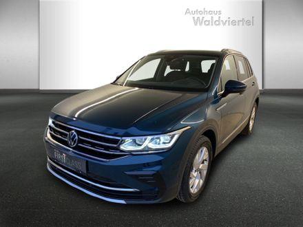 VW Tiguan Elegance TDI DSG