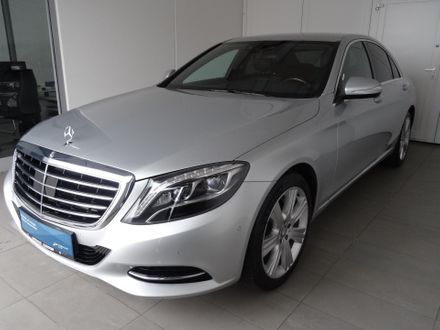 Mercedes S 350 BlueTEC 4Matic Aut.
