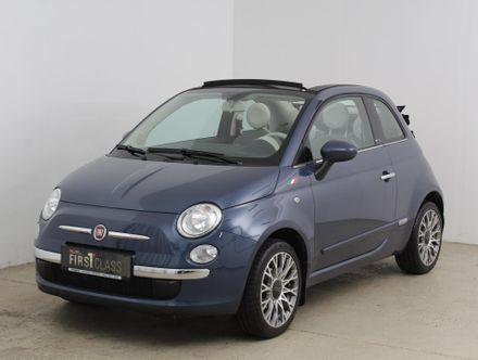 Fiat 500 Cabrio 1,2 Lounge