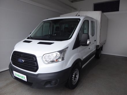 Ford Transit Fahrgestell 2,2 TDCi 4x4 L2H1 DK 350 Ambiente