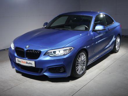 BMW 218d Coupé