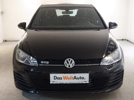 VW Golf GTD DSG
