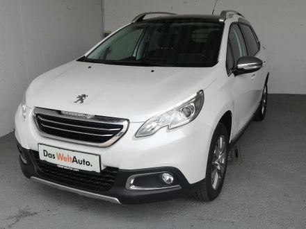 Peugeot 2008 1,6 VTi Allure
