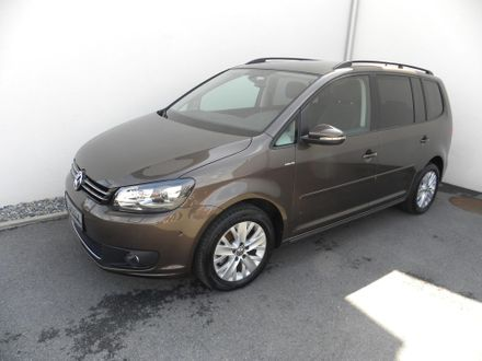 VW Touran 4Friends BMT TDI DSG