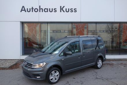 VW Caddy Maxi Austria Plus TDI 4MOTION