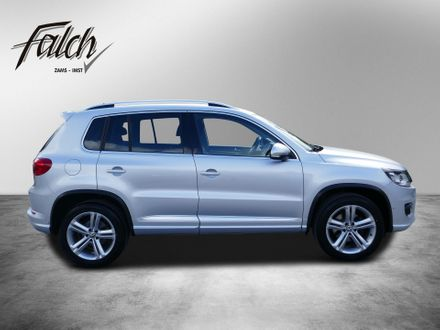 VW Tiguan 4Sports TDI BMT 4MOTION DSG
