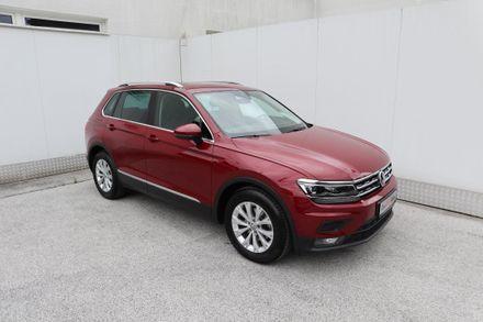 VW Tiguan Comfortline TSI