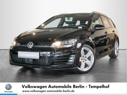 VW Golf Variant GTD TDI