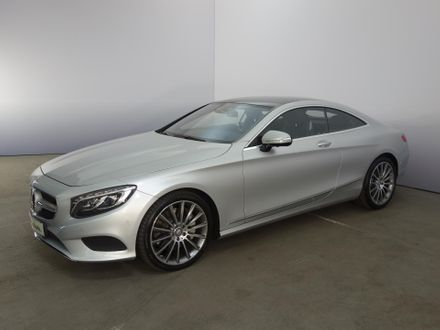 Mercedes S500 4MATIC Coupe Aut.
