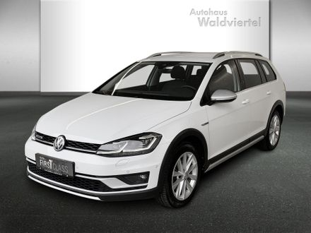 VW Golf Alltrack TDI 4MOTION DSG