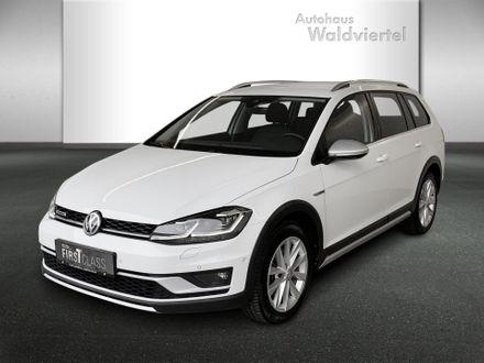 VW Golf Alltrack TDI 4MOTION DSG