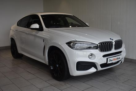 BMW X6 xDrive40d Sport Activity Coupé Aut.
