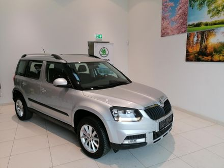 ŠKODA YETI OUTDOOR Ambition TSI DSG
