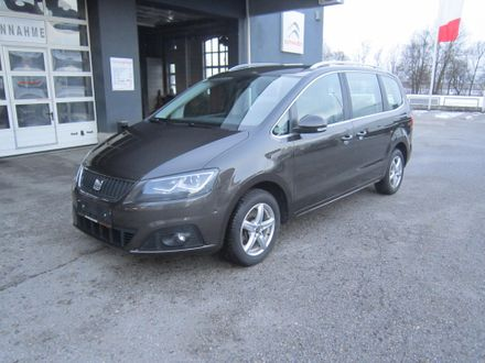 SEAT Alhambra Executive TDI CR DSG