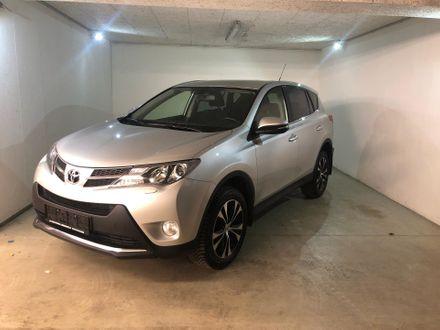 Toyota RAV4 2,2 D-4D Elegance 4WD