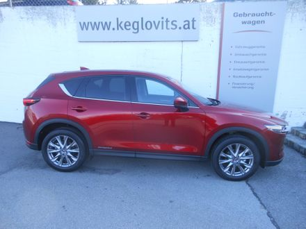 Mazda CX-5 G194 AWD Revolution Top Aut.