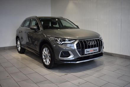 Audi Q3 35 TDI advanced exterieur