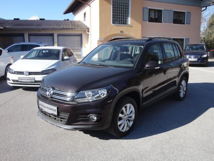 VW CrossTiguan TSI BMT