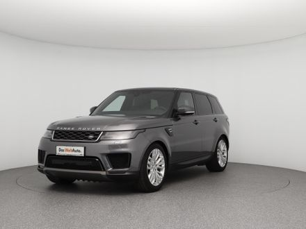 Land Rover Range Rover Sport 3,0 TDV6 SE Aut.