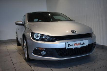 VW Scirocco TDI