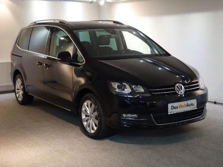 VW Sharan Business+ TDI SCR DSG 7-Sitzer