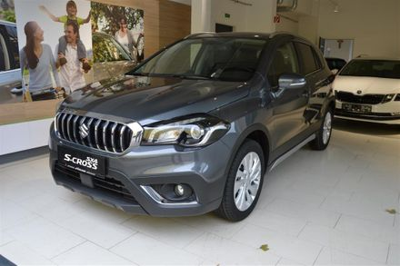 Suzuki SX4 S-Cross 1,0 DITC ALLGRIP shine