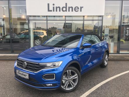 VW T-Roc Cabriolet R-Line TSI