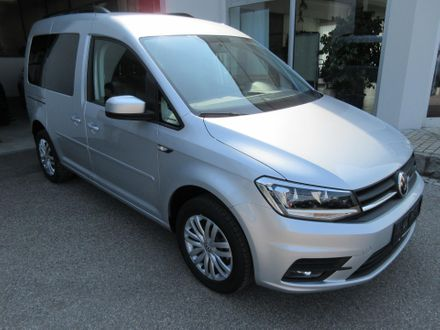 VW Caddy Family TDI