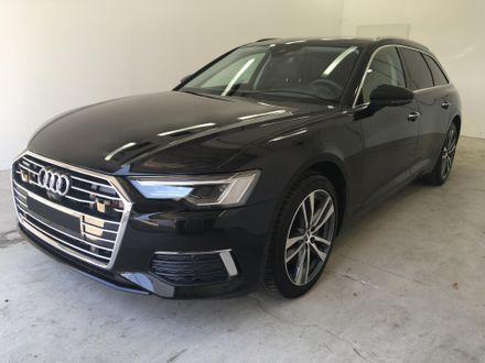 Audi A6 Avant 50 TDI quattro Design