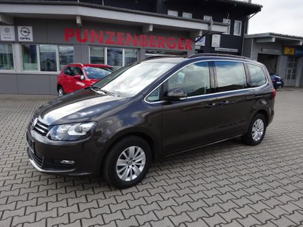 VW Sharan Business TDI SCR DSG