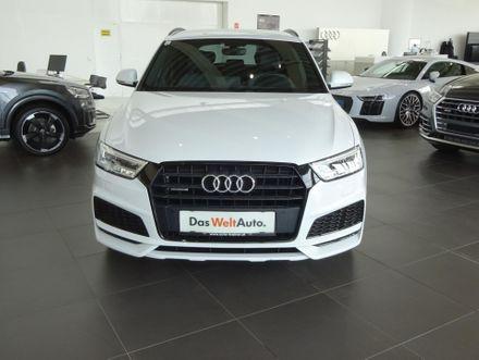 Audi Q3 2.0 TDI Sport quattro