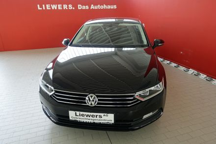 VW Passat TDI BlueMotion