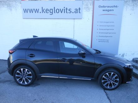 Mazda CX-3 G121 Revolution Aut.