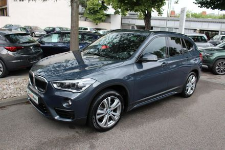 BMW X1 xDrive18d Sport Line Aut.