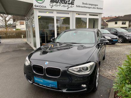 BMW 118d Österreich-Paket