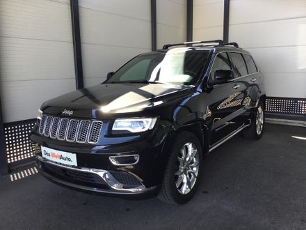 Jeep Grand Cherokee 3,0 V6 CRD Overland