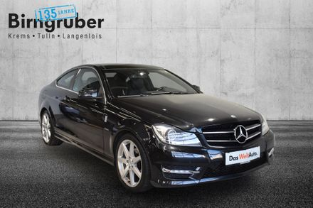 Mercedes C 220 CDI BlueEfficiency Coupe