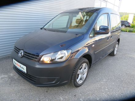 VW Caddy Trendline BlueMotion Techn. TDI