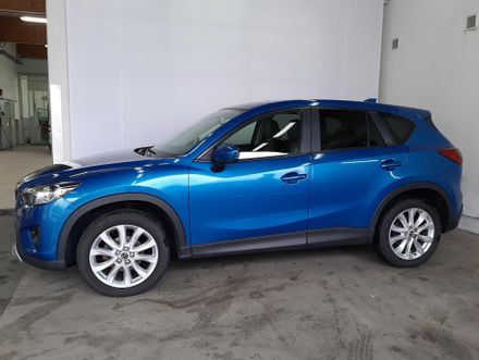 Mazda CX-5 2,0i AWD Revolution Aut.