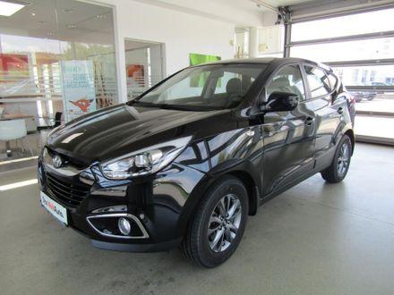 Hyundai iX35 2,0 CRDi Limited Edition